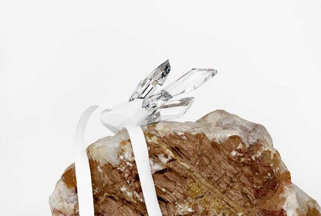 Crystals design culture by ed for Atelier swarovski by maison martin margiela