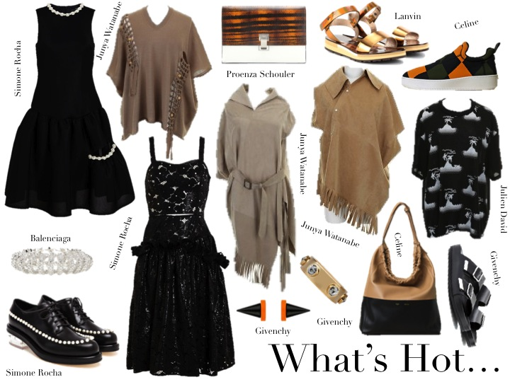 What hot in fashion 17