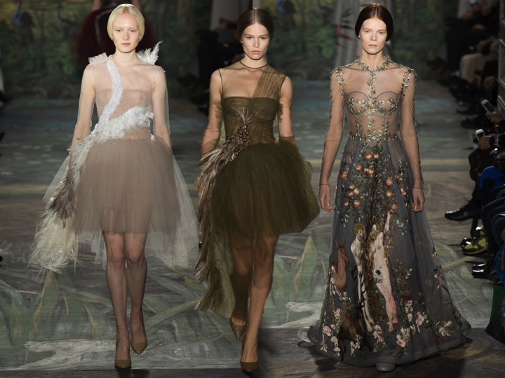Paris Couture Fashion Week: Valentino S/S14