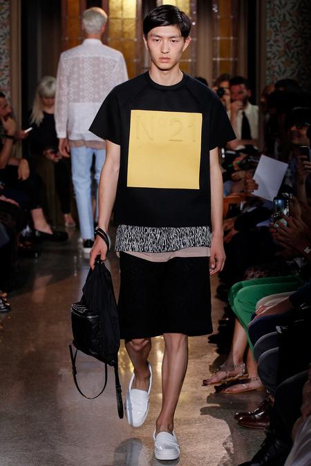 Milan Menswear Fashion Week: N°21 SS/15