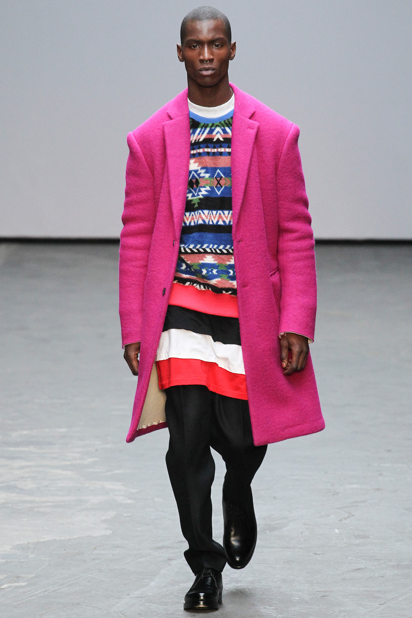 Men S Tribal Apparel Casely Hayford Aw15