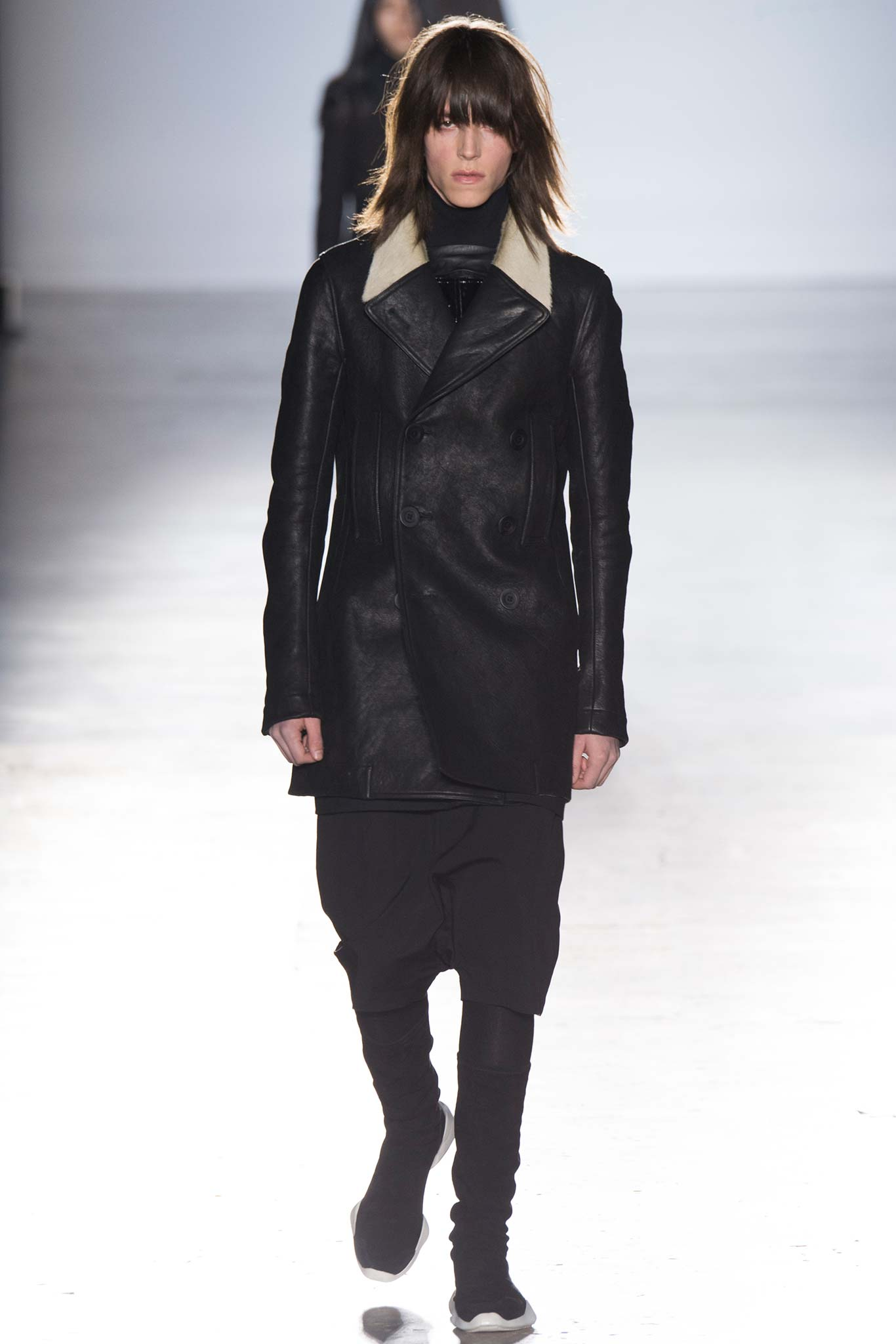 Mens  Full Frontal Rick Owens Aw15-2649