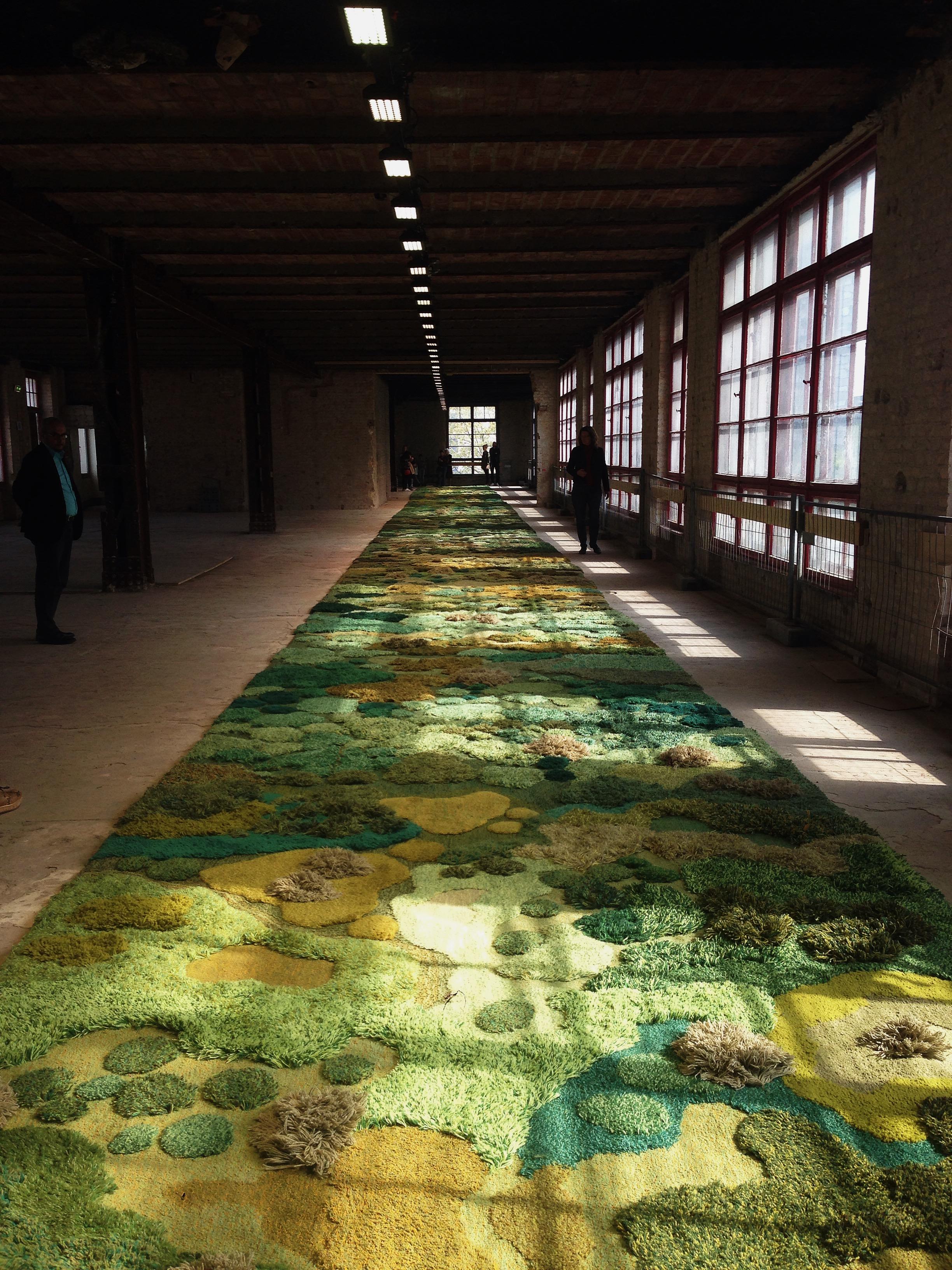 Berlin Alexandra Kehayoglou S Carpet Viewing
