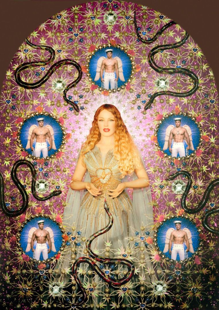 8-Kylie-Minogue-The-Virgin-with-the-Serpents.-Aureole-Gown-Virgins-or-Madonnas-collection.-The-Fashion-World-of-Jean-Paul-Gaultier1
