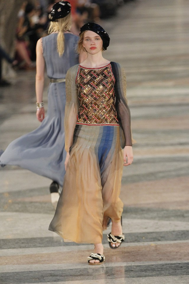Cuba chanel resort 2017 design culture by ed for 2017 mexican heritage night t shirt