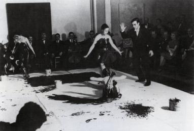 Anthropométrie de l'Époque bleue March 9, 1960