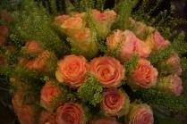 Ladurée roses.