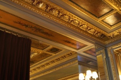 The ceilings!