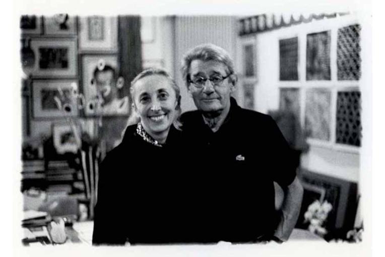 Carla-Sozzani-and-Helmut-Newton1