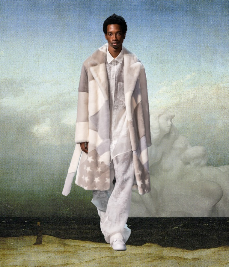 43f712bccd81 Virgil Abloh s second season at men s Louis Vuitton. I m not a fan of  Abloh s aesthetic in general